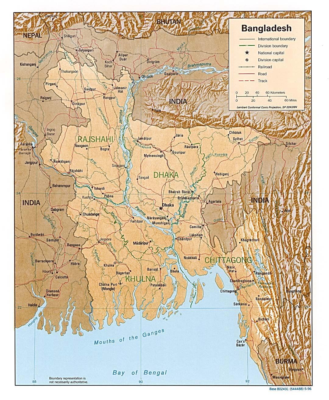 Bangladesh asia meridionale asia paesi home for Atlante compass