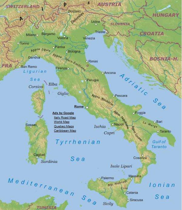 Italia / Europa meridionale / Europa / Paesi / Home - Unimondo Atlante On Line